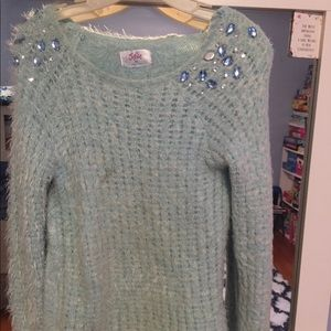 Soft and cozy girls sweater